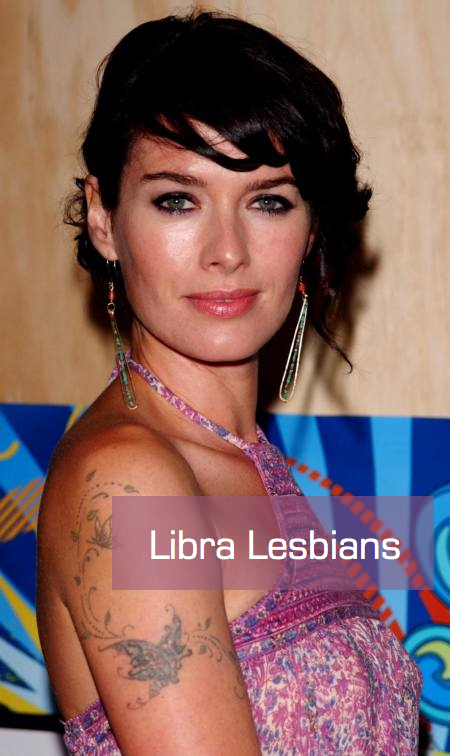what type of lesbian do you attract