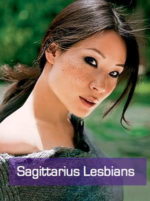 Lesbian sagittarius